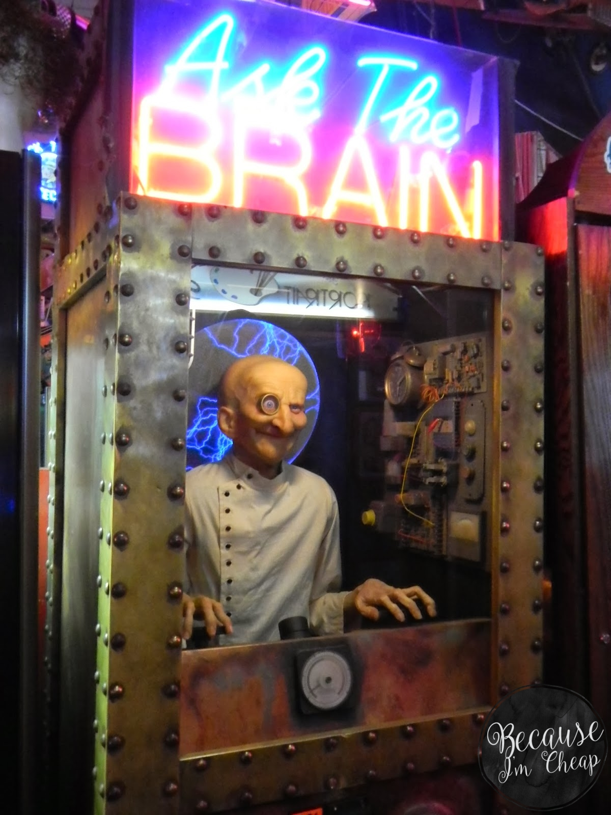 Marvin's Marvelous Mechanical Museum – Cheap Date