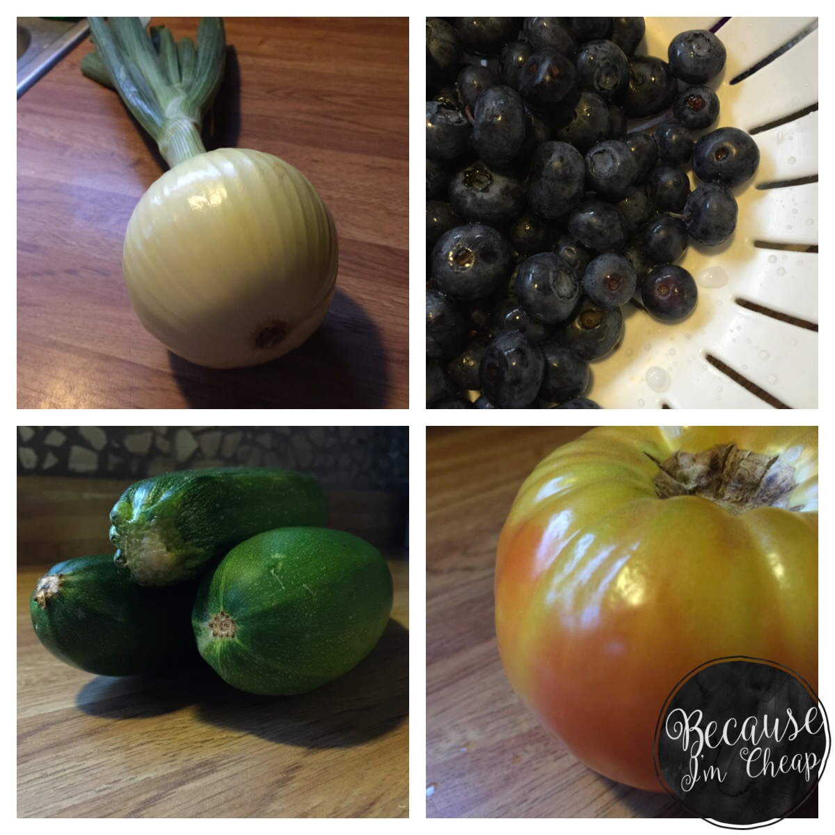 Vegetables from JRs General Store | Because Im Cheap