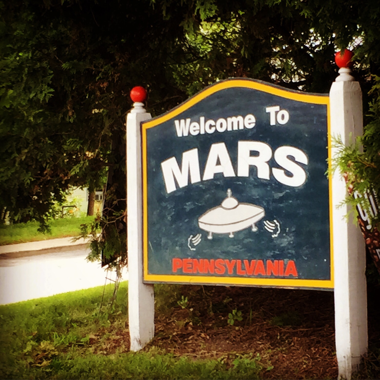 Our Journey To Mars Pennsylvania ~ A Road Trip!