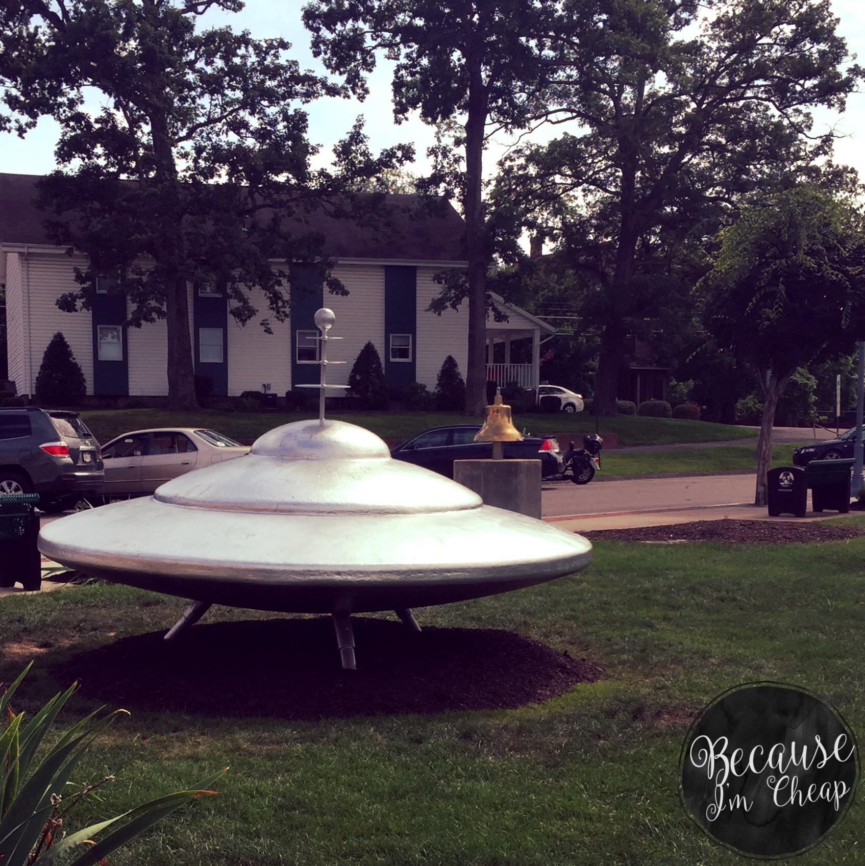 ufo mars pa
