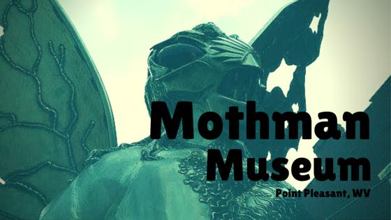 Mothman Museum in Point Pleasant West Virginia