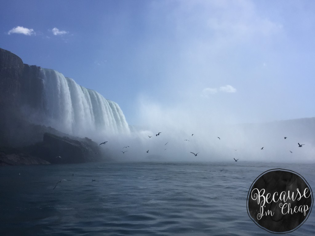 Niagara Falls American Side | Because... I'm Cheap
