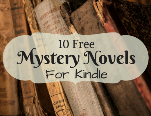 10 Free Mystery Novels For Kindle | BecauseImCheap.com