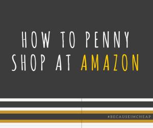 Penny Shop At Amazon