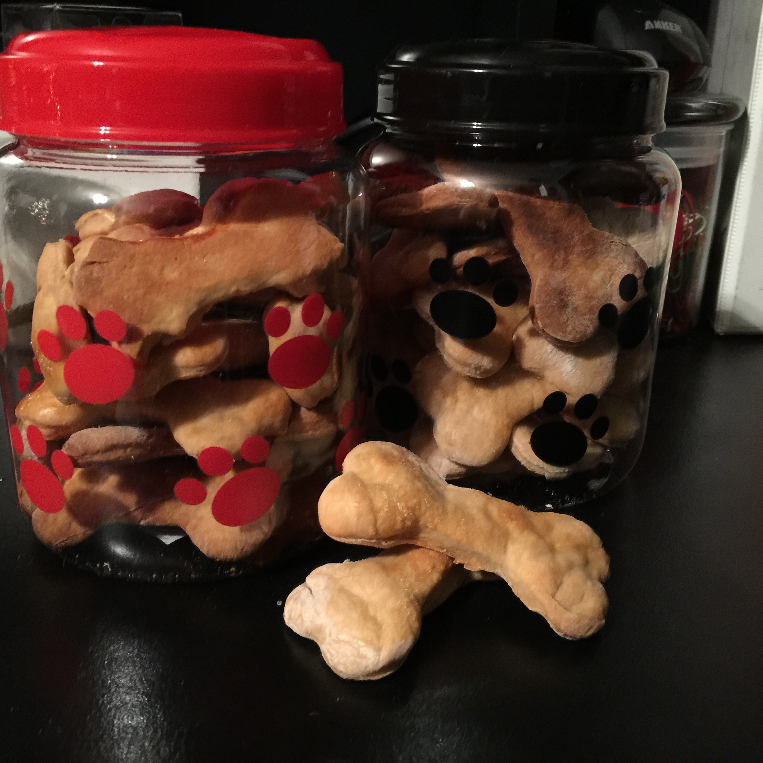 dog treat gift idea