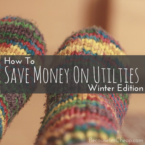 How To Save Money On Utilities In Winter