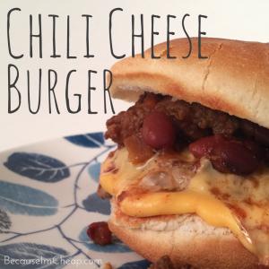 Chili Cheese Burger Recipe