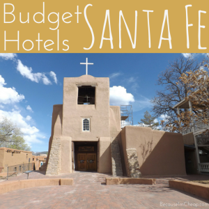 Budget Hotels In Santa Fe New Mexico