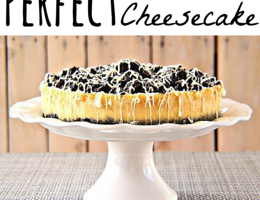 How To Bake The Perfect Oreo Cheesecake